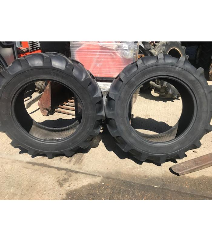 "Pair of Mitas 28"" Tyres"