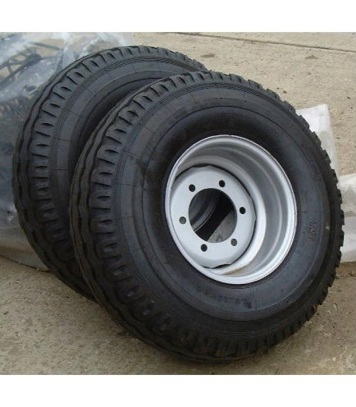 New Grain Trailer Wheel & Tyre Assembly