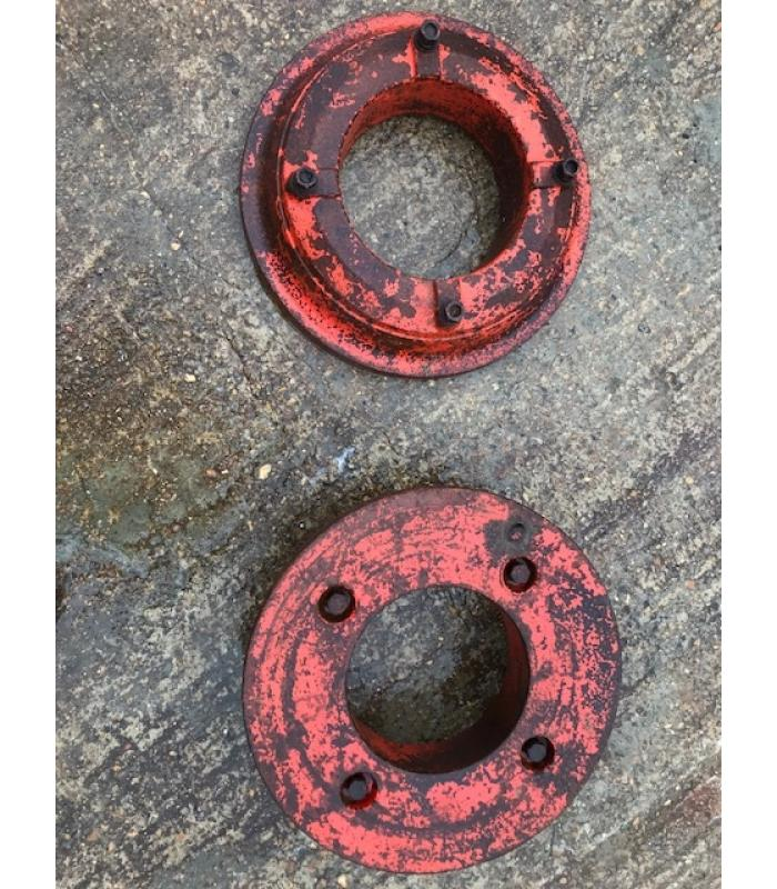 Pair of Nuffield Front Wheel Weights