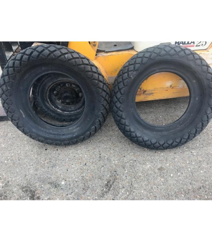 Pair of 9.5-18 Grassland Tyres